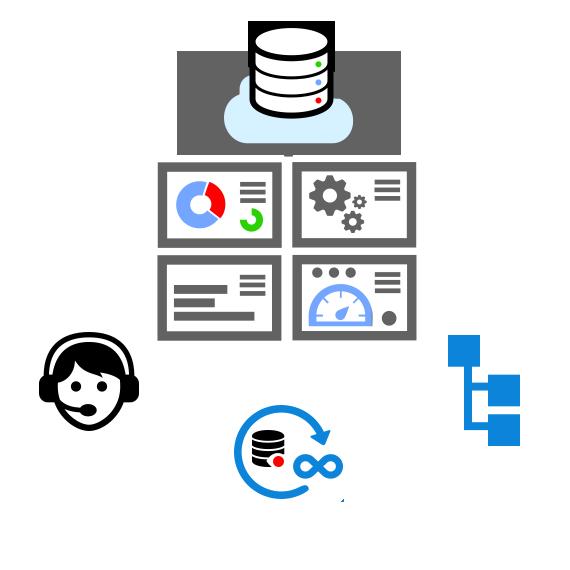 Centralised master data management software