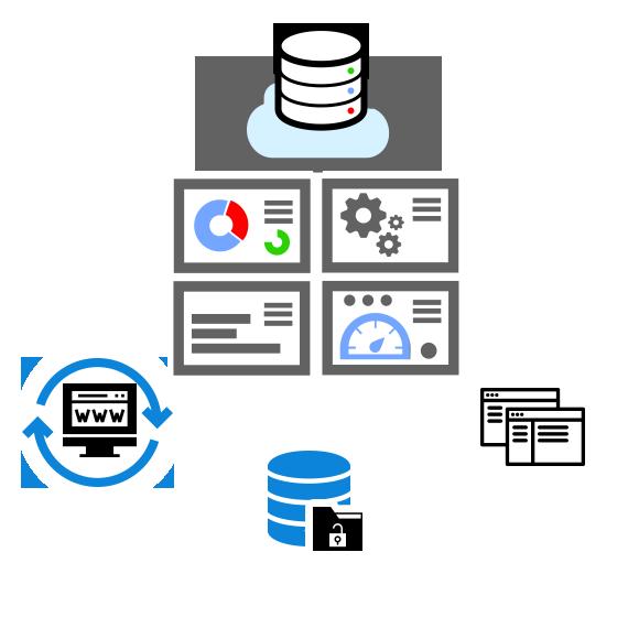 Integrated master data management software