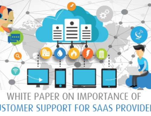 Why a world class Customer Service Platform is the key to a successful SaaS business?
