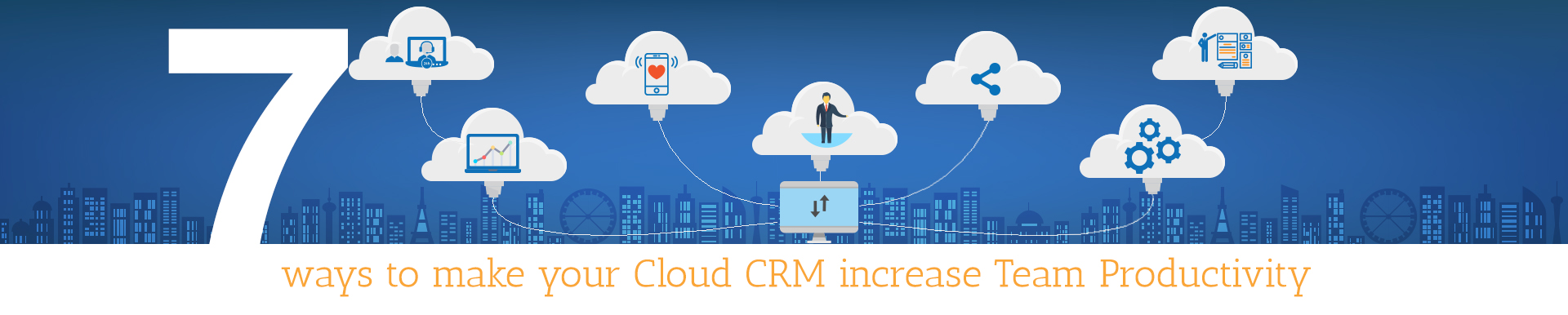 Cloud CRM Team Productivity