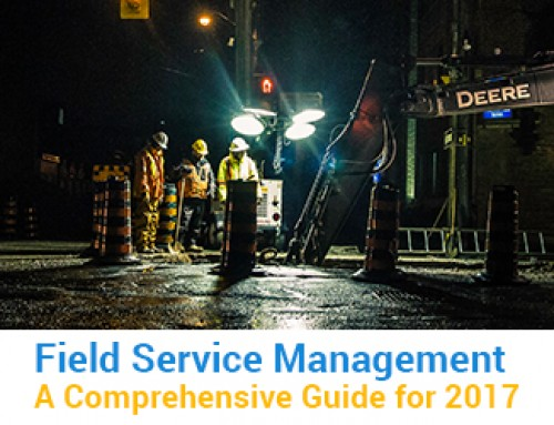 A Comprehensive Guide for Field Service Dynamics