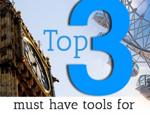 Top 3 must have tools for UK Councils in 2017