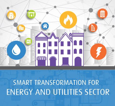 Digital Transformation in Energy Industry