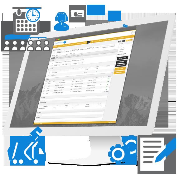 Waste Management Software Service Management