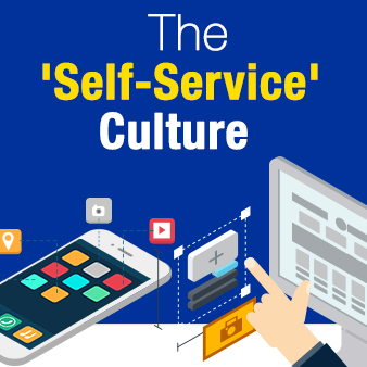 How self-help apps are transforming customer service? | iTouchVision