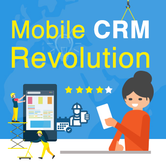 How can the small companies grow big with the right Mobile CRM?