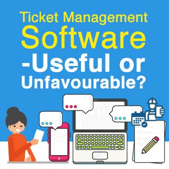 Ticket Management Software
