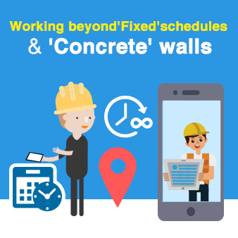 New-age workplace – A culture beyond 'fixed' schedules and 'concrete' walls